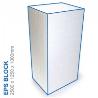 EPS Block - 2500x1250x1000mm